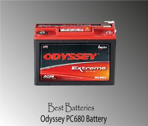 Odyssey PC680 Car Battery