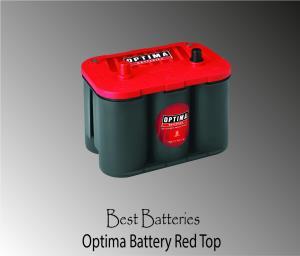 Optima Batteries 8002-002 34 RedTop