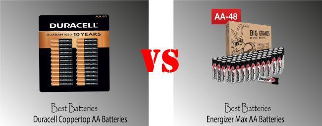 Duracell vs Energizer-Which Batteries Last Longer