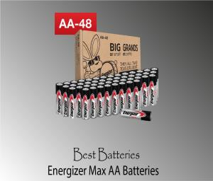 Energizer Max AA Battery