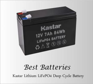 Kastar Lithium LiFePO4 Battery