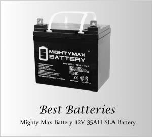 Mighty Max ML35-12 SLA Battery