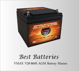 VMAX V28 800S SLA Best Marine Battery Under $100