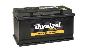 Duralast Gold Battery H8-DLG