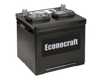 Econocraft Battery 26R