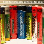 Best Rechargeable Batteries for Solar Lights 2021 Review